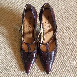 Yves Saint Laurent Rive Gauche Wms. shoes Sz. 35